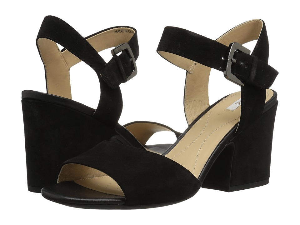 Geox - W MARILYSE 2 (Black) Women's Shoes