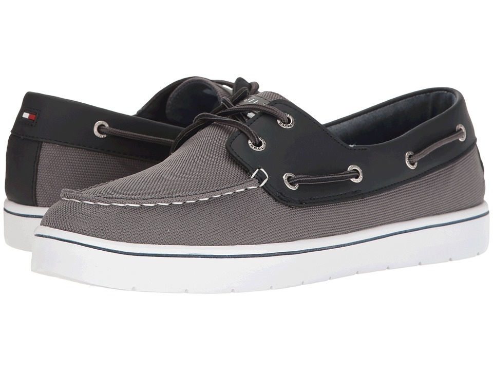 Tommy Hilfiger - Neil (Grey) Men's Shoes