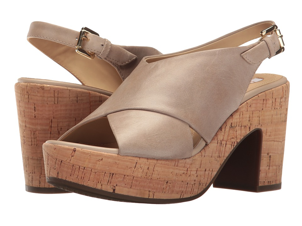 Geox W ZAFERLY 1 (Light Taupe) Women