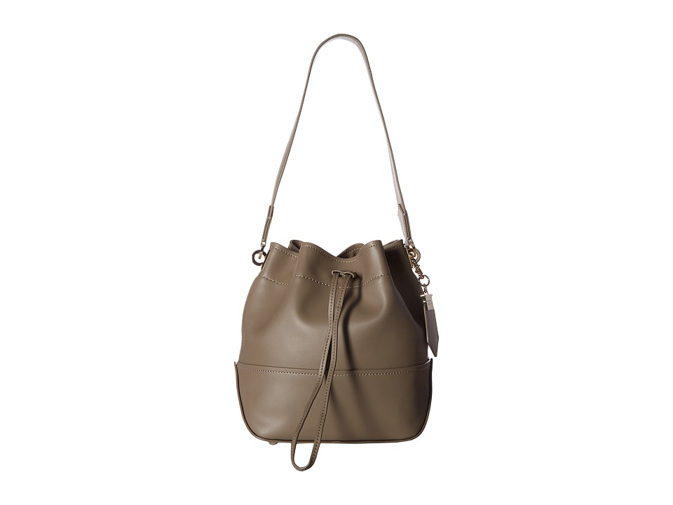 ZAC Zac Posen - Eartha Envelope Drawstring (Clay) Drawstring Handbags