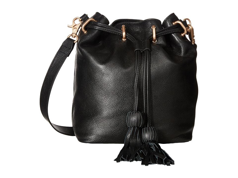 Foley & Corinna - Sascha Drawstring (Black) Bags