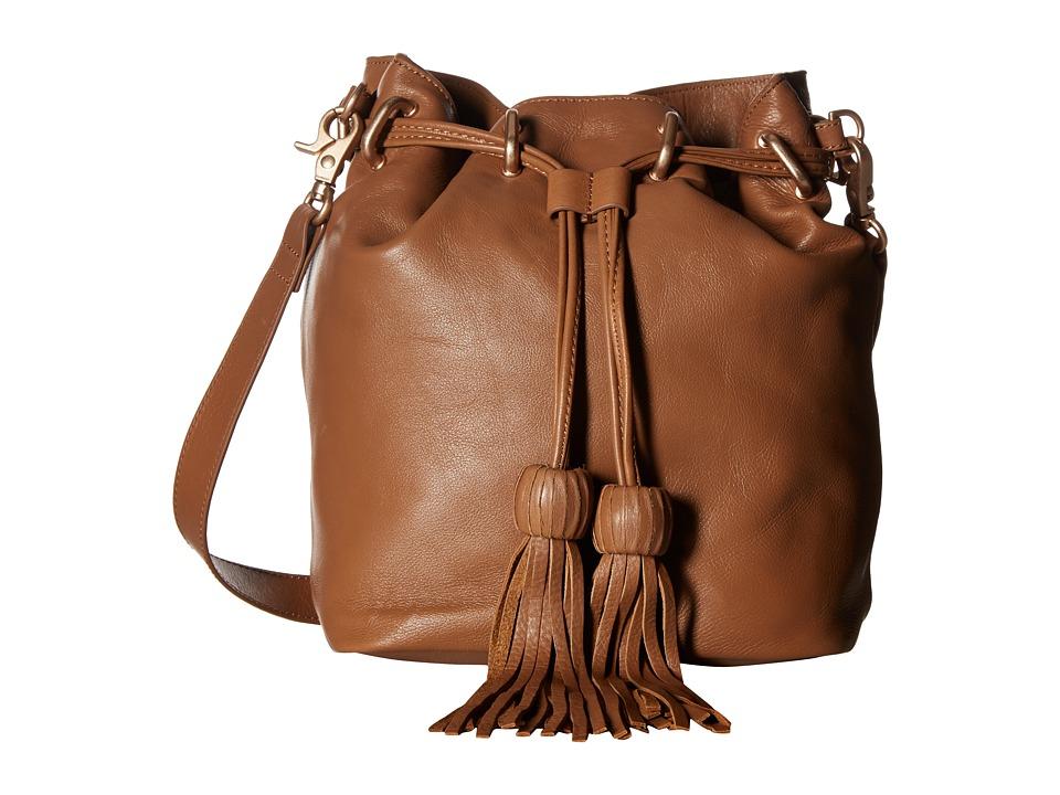 Foley & Corinna - Sascha Drawstring (Chestnut) Bags