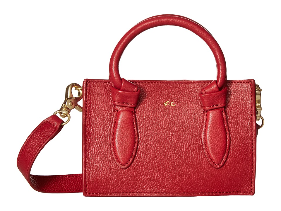 Foley & Corinna - Marquise Mini Crossbody (Ruby) Cross Body Handbags