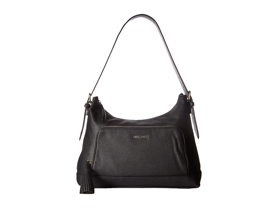 Nine West - Chic and Simple (Black) Handbags