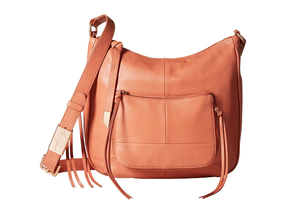 Foley & Corinna - Amber Large Crossbody (Toasted Peach) Cross Body Handbags
