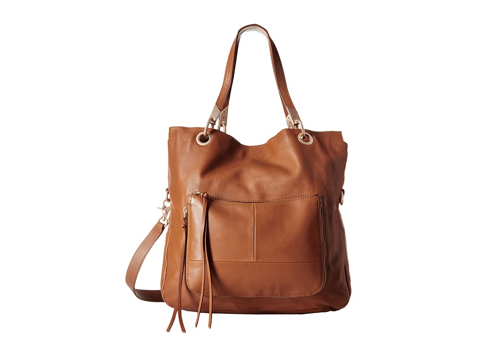 Foley & Corinna - Amber Tote (Chestnut) Tote Handbags