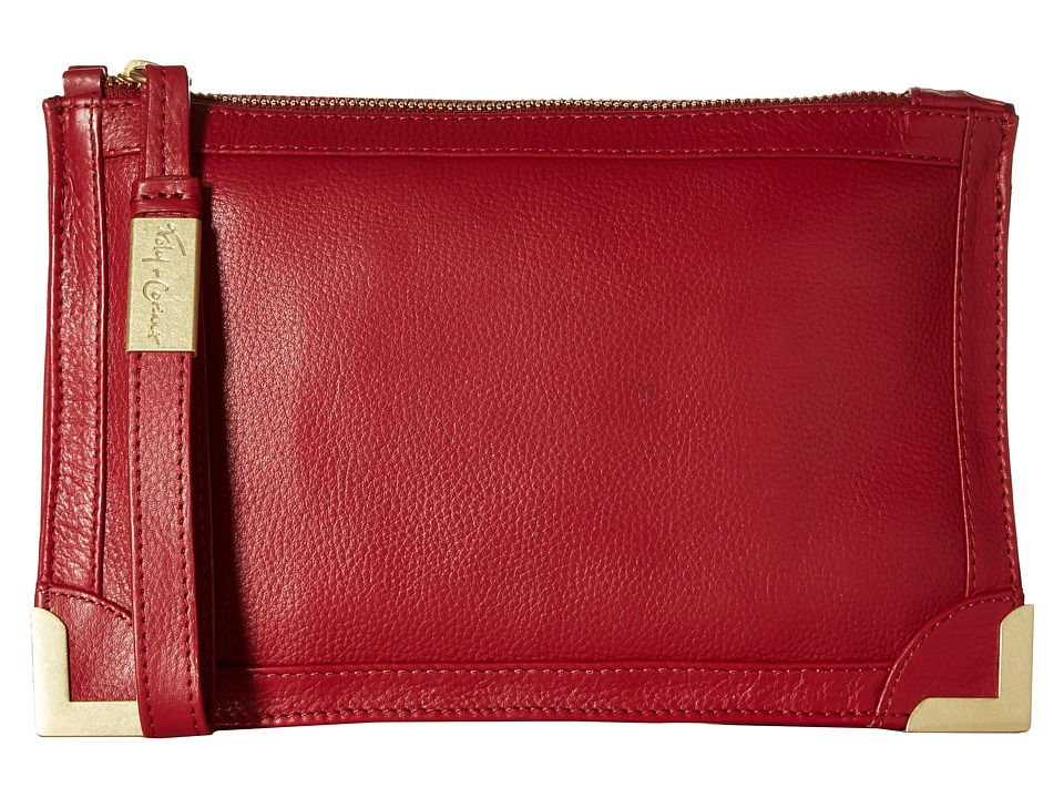 Foley & Corinna - Frankie Pouch (Ruby) Travel Pouch