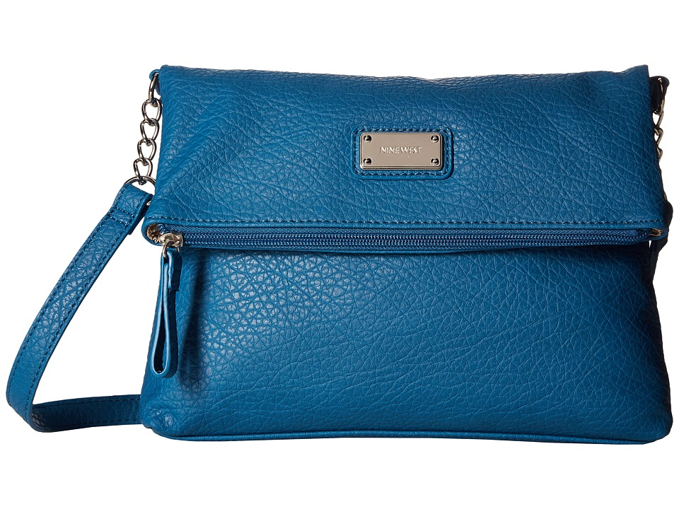 Nine West - Overbrook Crossbody (Dark Denim) Cross Body Handbags