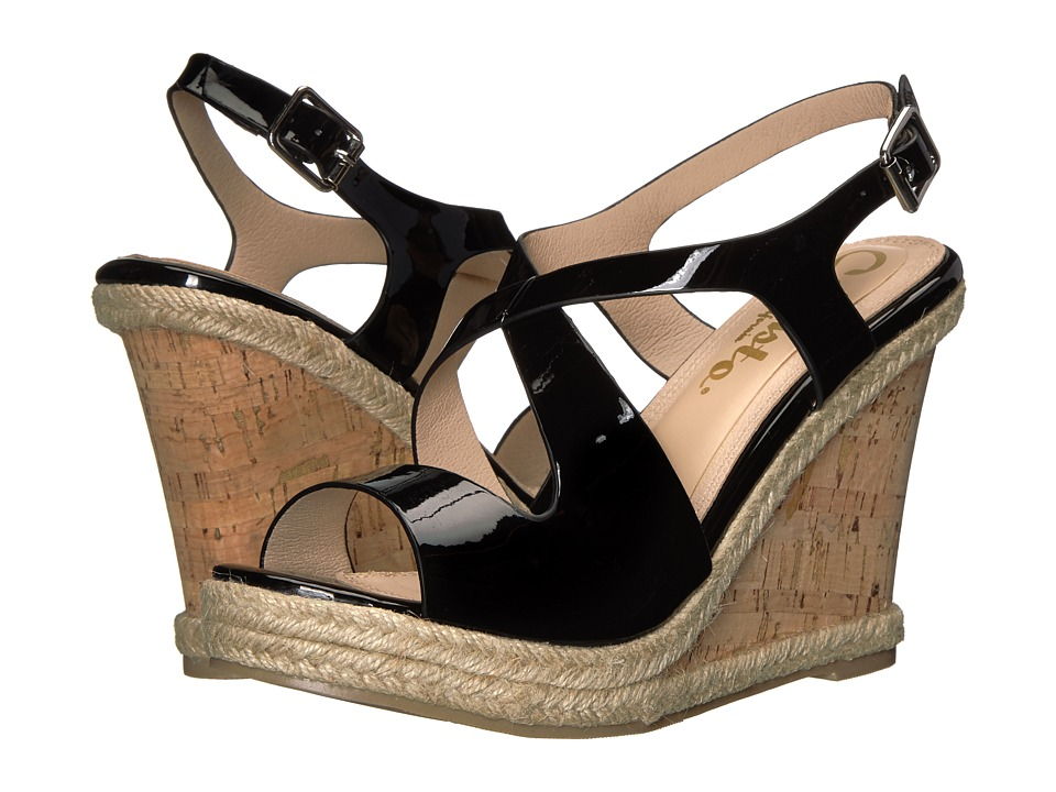 Callisto of California - Brielle (Black) Women's Shoes