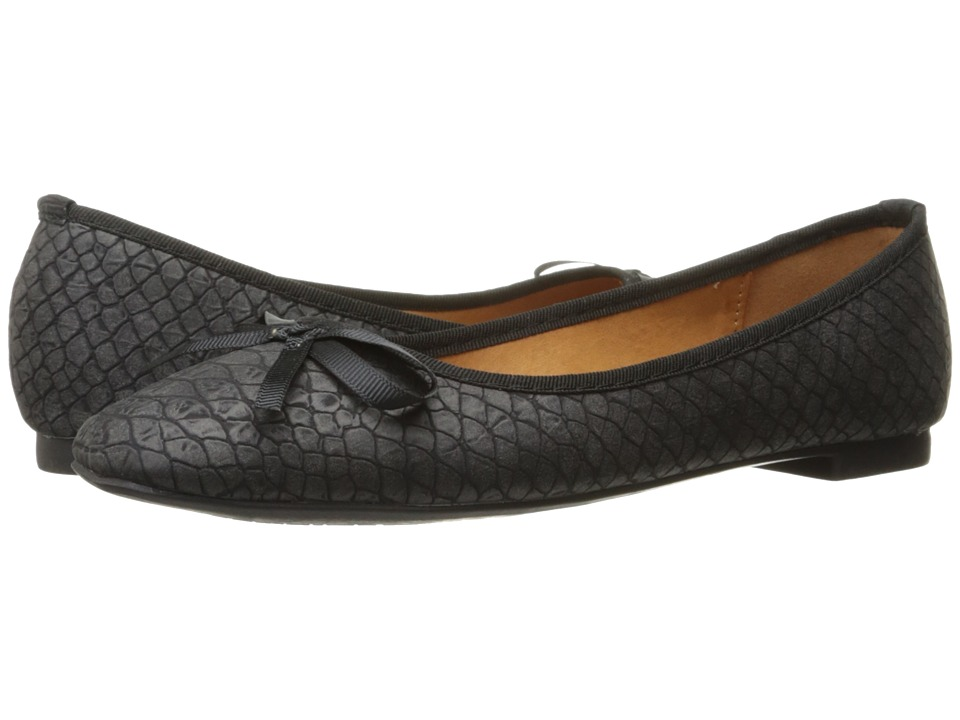 Callisto of California - Barnett (Black) Women's Shoes