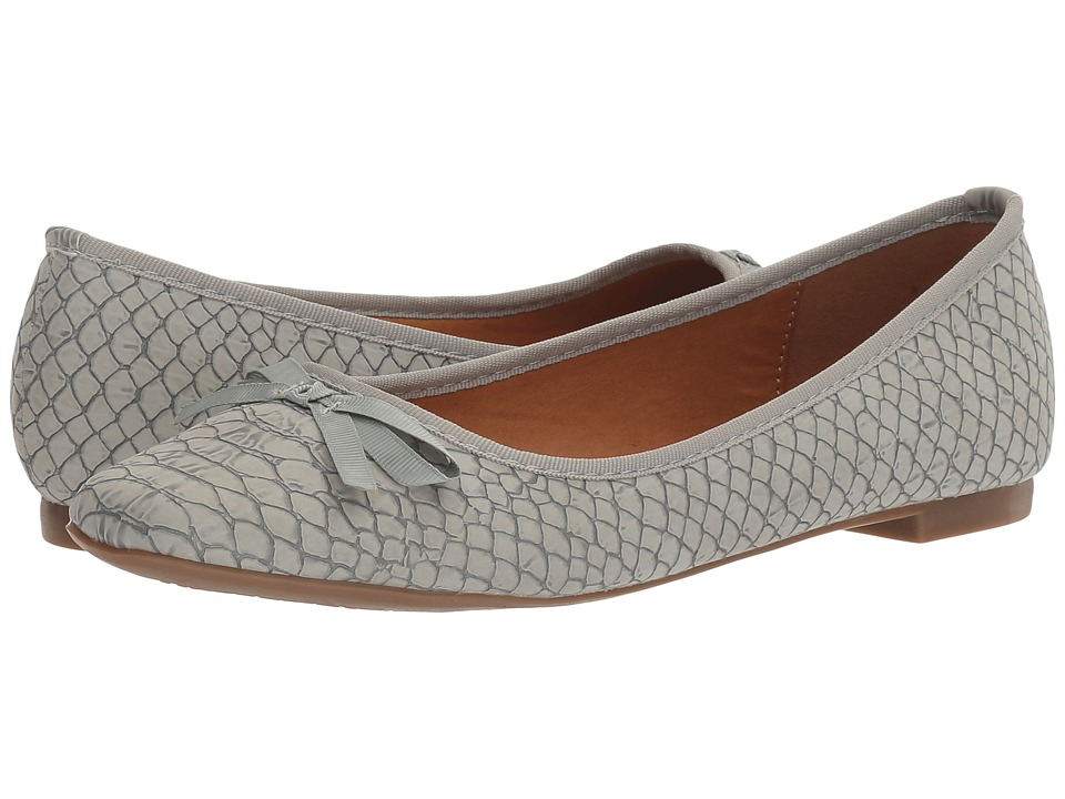Callisto of California - Barnett (Grey) Women's Shoes