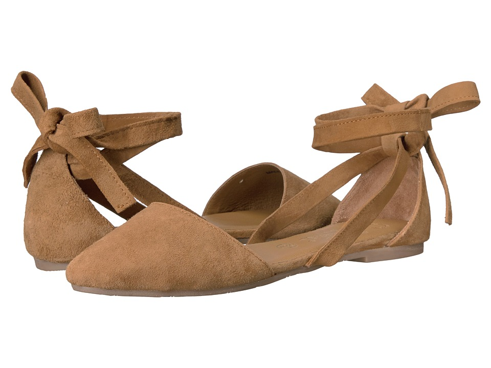 Callisto of California Anneka (Tan Suede) Women