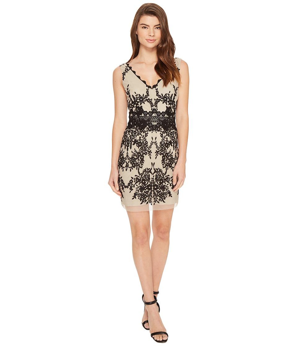 Nicole Miller Hialeah Lace Party Dress