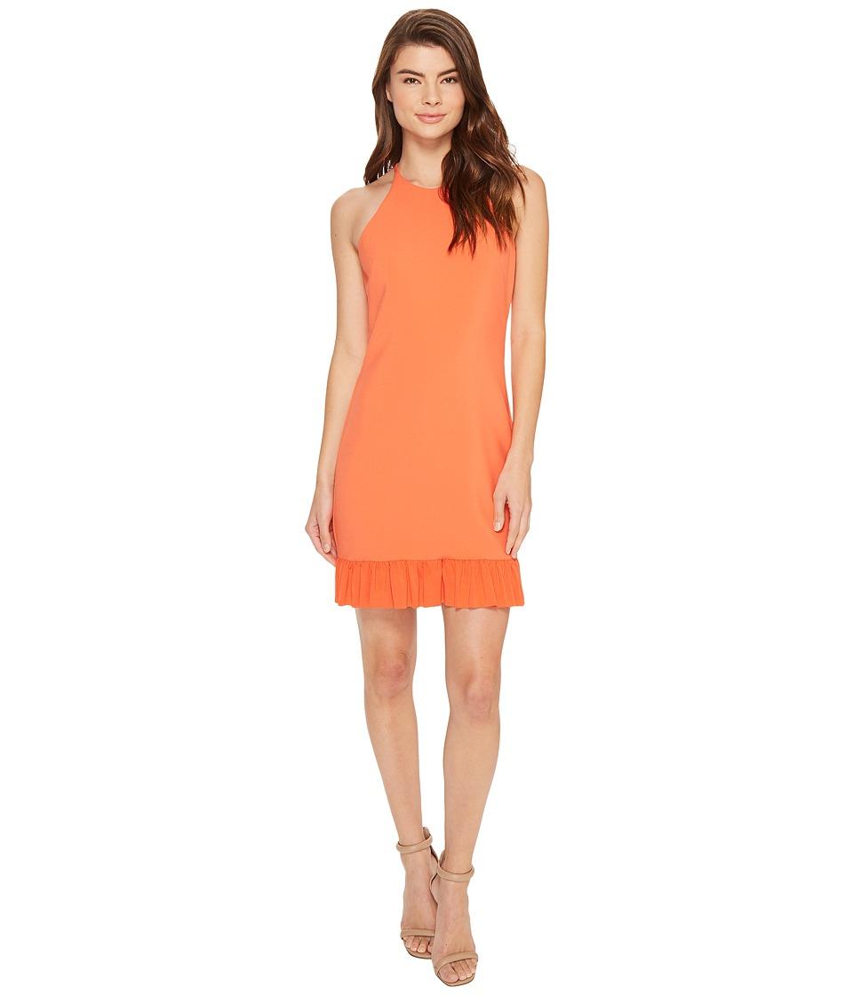 Nicole Miller Rio Party Dress (Coral) Women