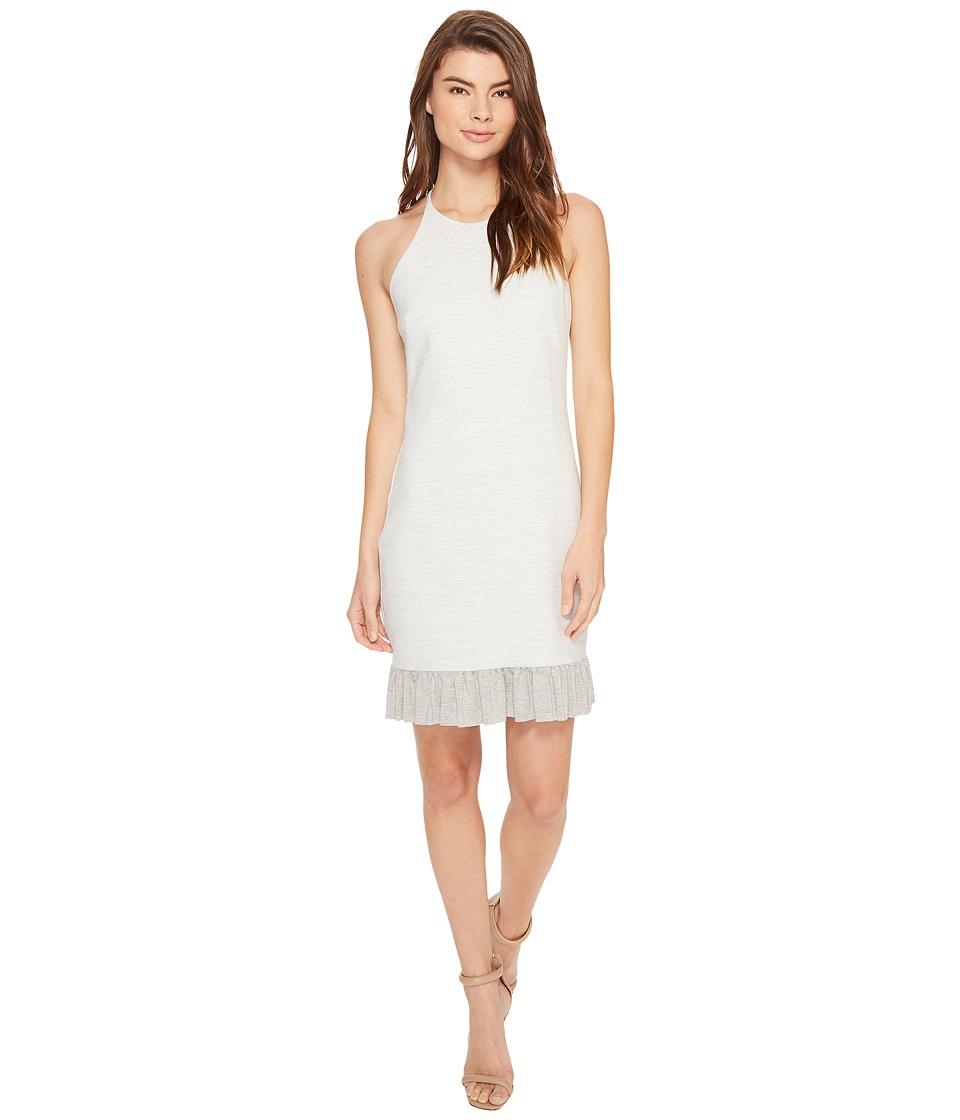 Nicole Miller - Rio Party Dress (Light Grey) Women's Dress