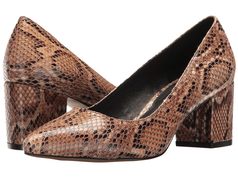 Steven - Bambu (Natural Snake) Women's Shoes