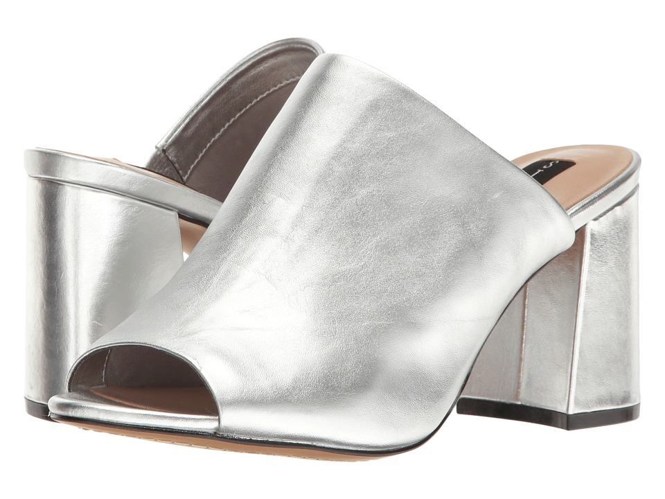 Steven - Fume (Silver) High Heels