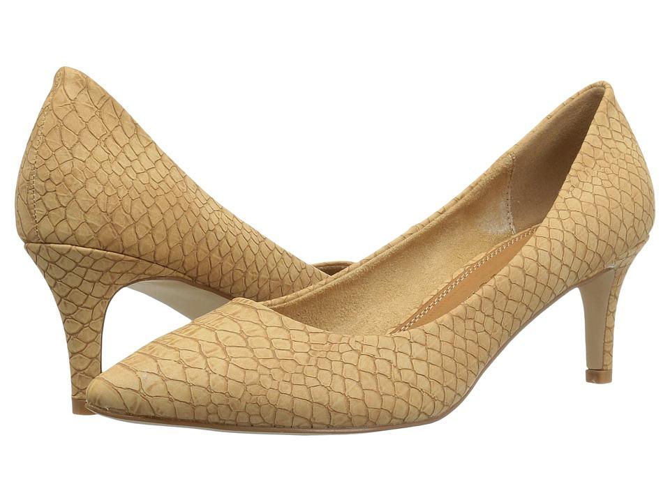 Athena Alexander Tikaa (Beige Croc) Women