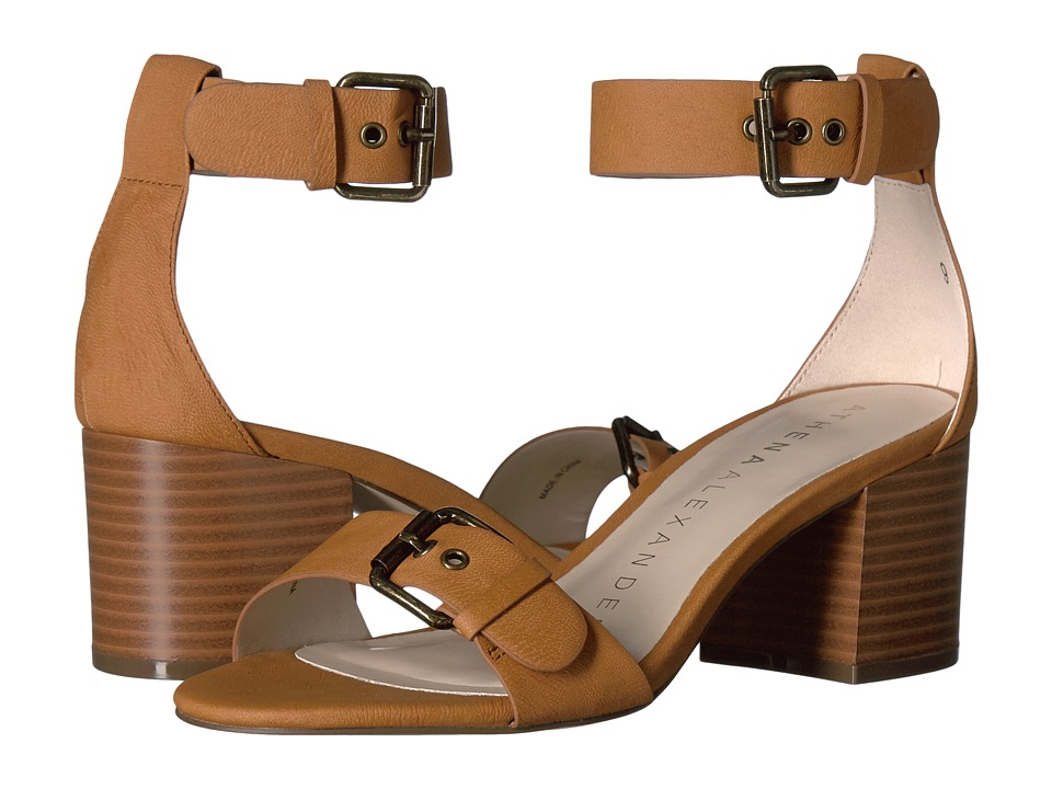 Athena Alexander - Makkenzie (Tan) Women's Shoes