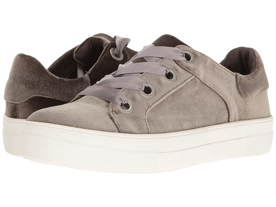 Steven - Gator (Taupe Velvet) Women's Shoes