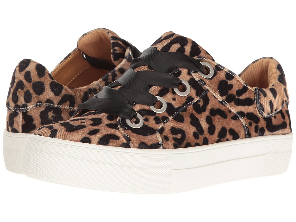 Steven - Gator (Leopard Velvet) Women's Shoes
