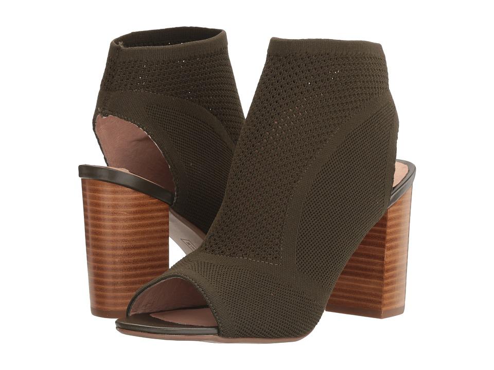 Steven - Hatton (Olive) Women's Shoes