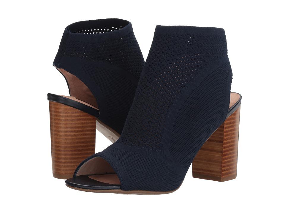 Steven - Hatton (Navy) Women's Shoes