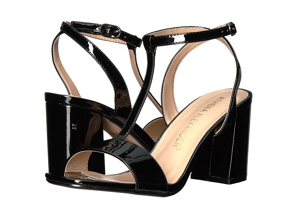 Athena Alexander - Ditaa (Black Patent) Women's Shoes