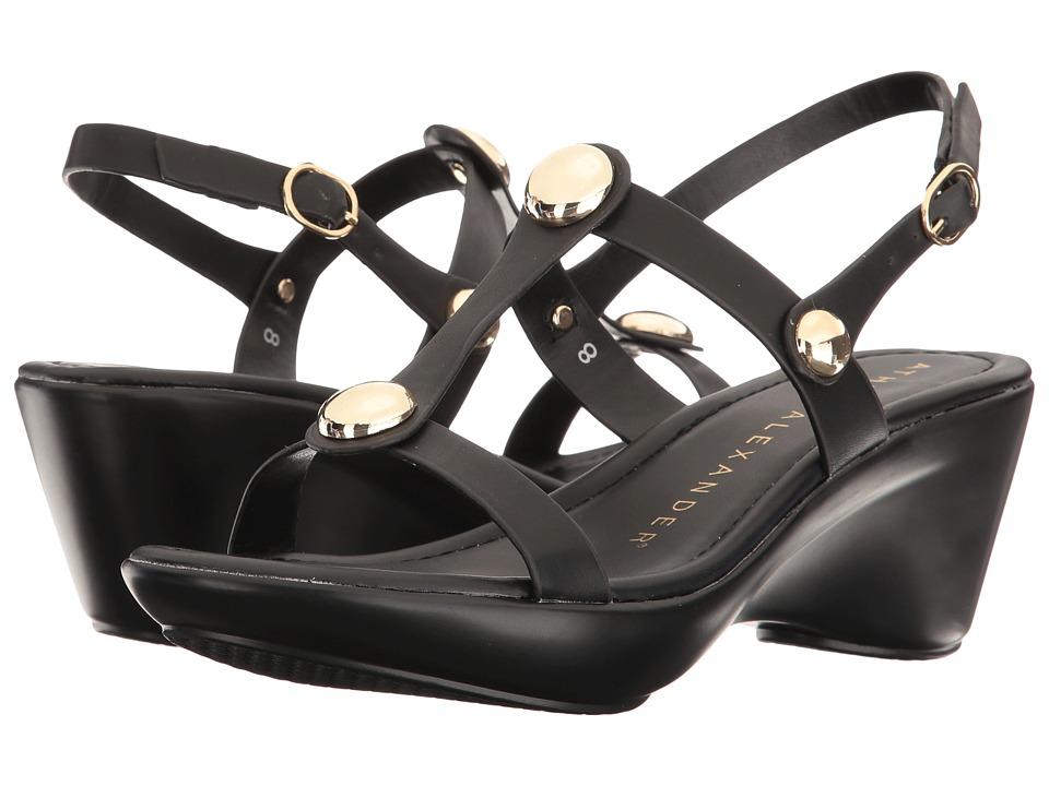 Athena Alexander - Pettra (Black) Women's Shoes