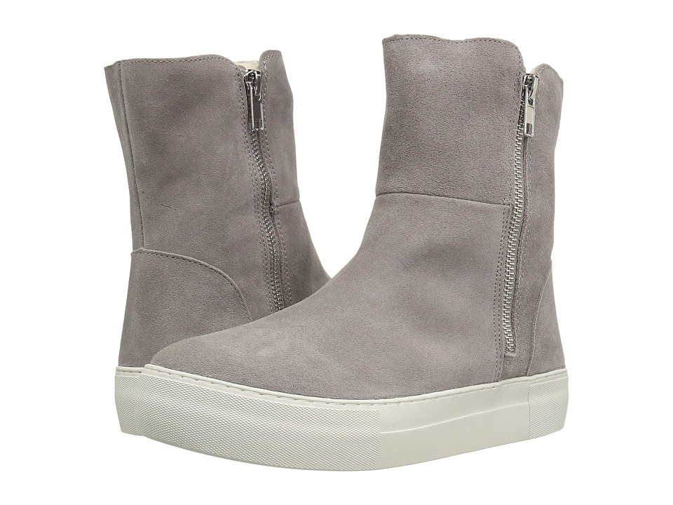 Steve Madden - Boost (Grey Suede) Women's Shoes
