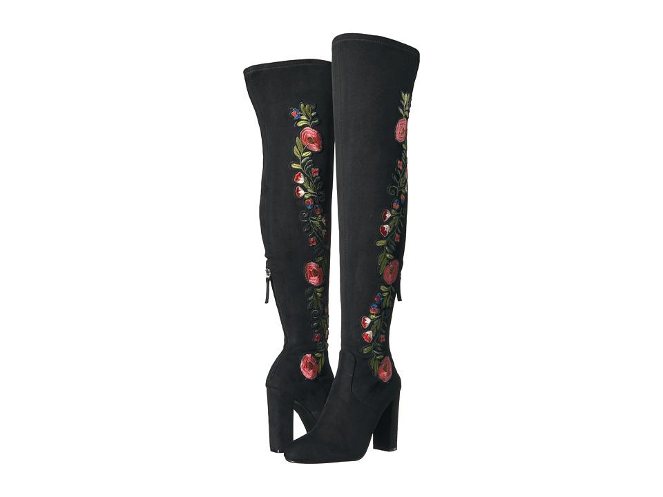 Steve Madden - Envoke (Black) Women's Boots