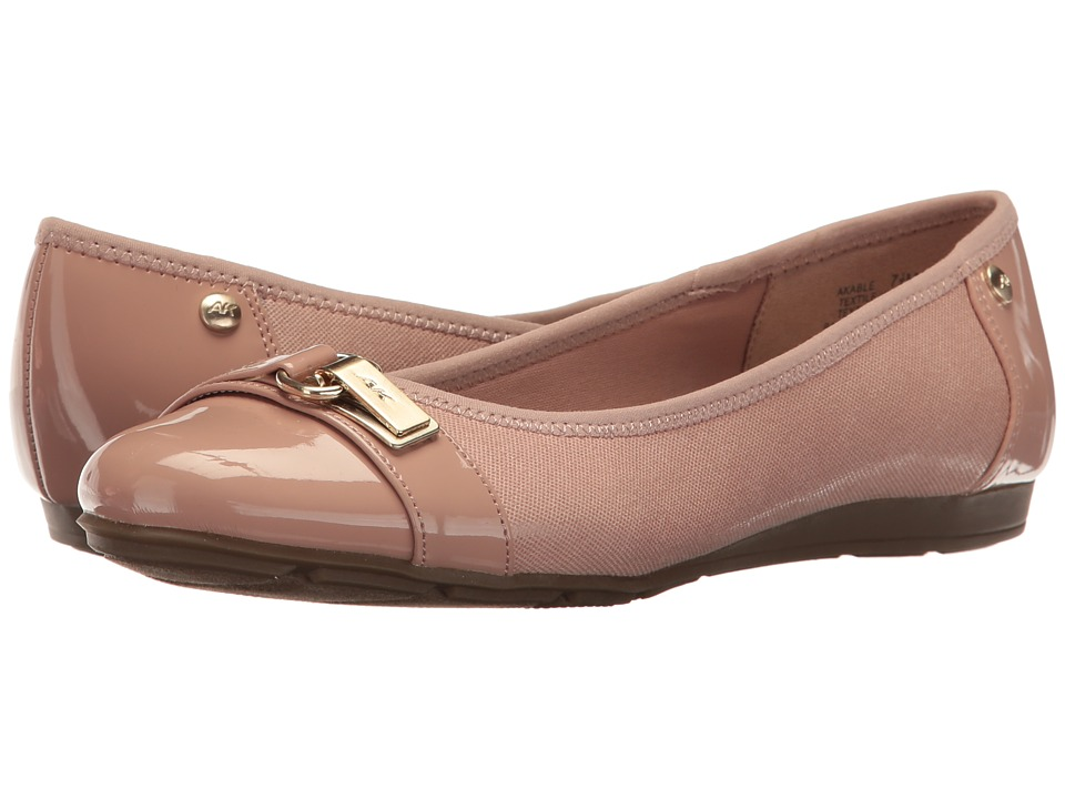 Anne Klein Able (Light Pink Multi Fabric) Women
