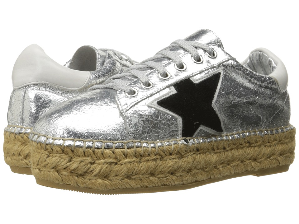 Steven - Phase (Silver Multi) Women's Shoes