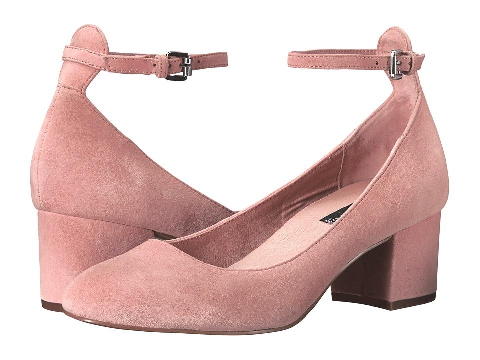 Steven - Vassie (Pink Suede) High Heels