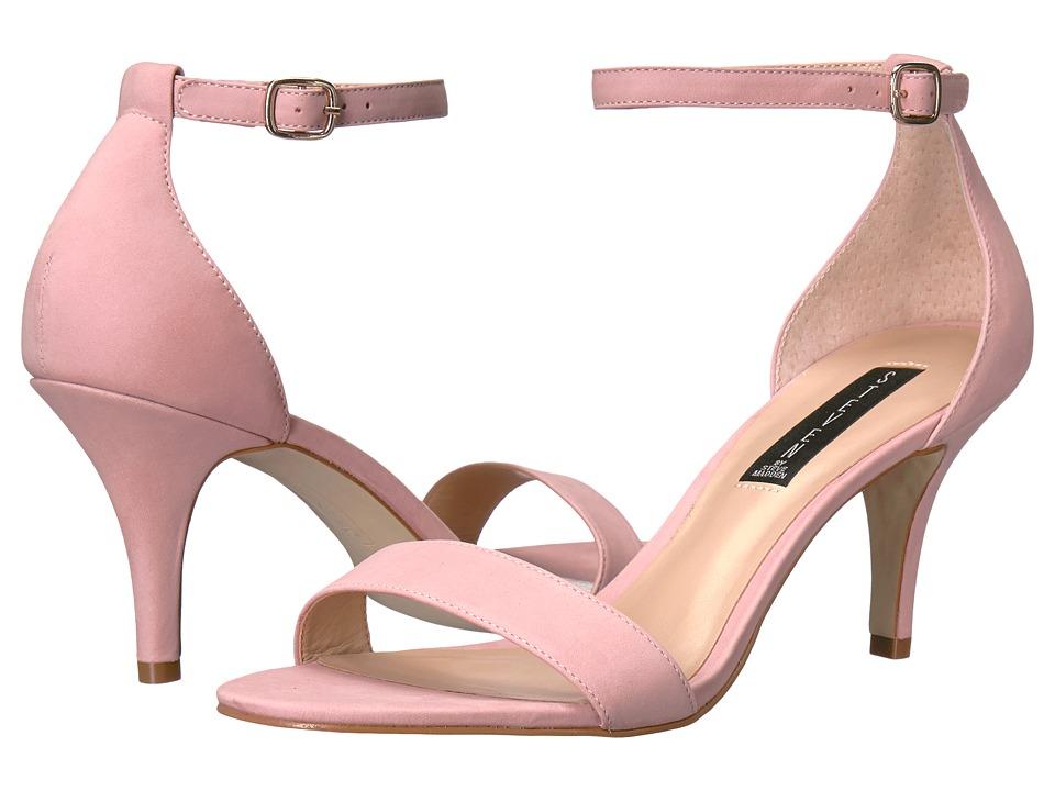 Steven - Viienna (Pink Nubuck) High Heels