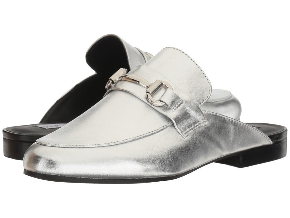 Steve Madden - Kandi (Silver Leather) Women's Shoes