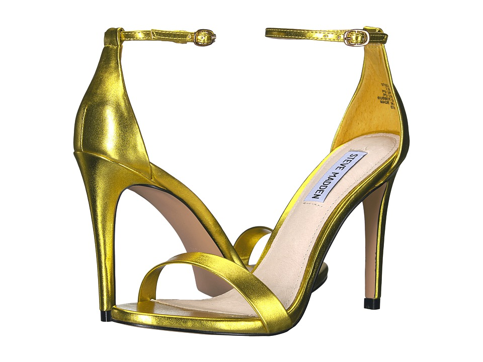 Steve Madden - Stecy-M (Yellow) Women's Shoes
