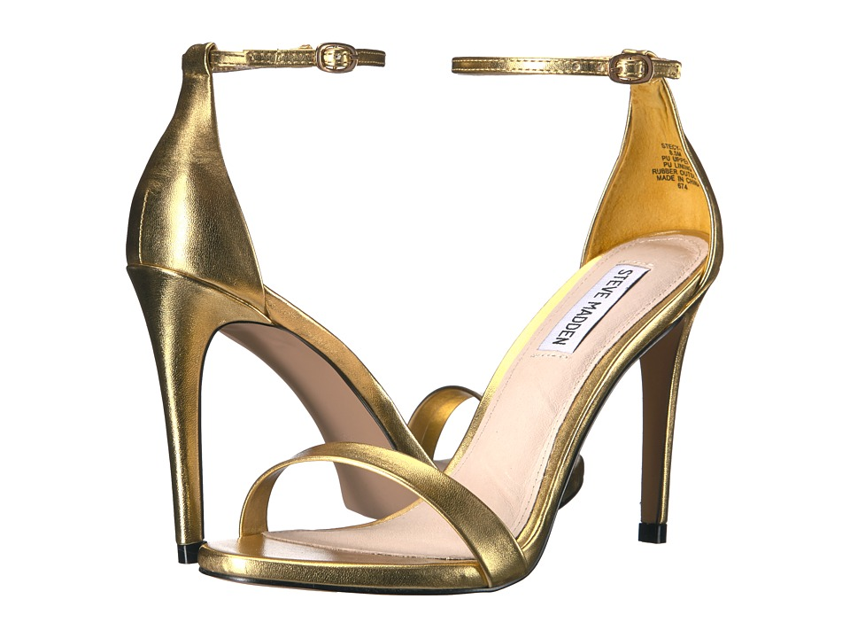 Steve Madden - Stecy-M (Gold) Women's Shoes