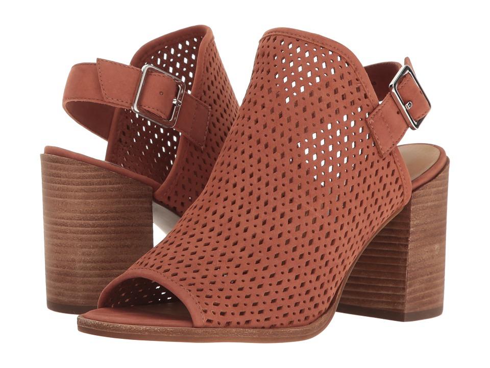 Steve Madden - Neptune (Cognac Nubuck) Women's Shoes
