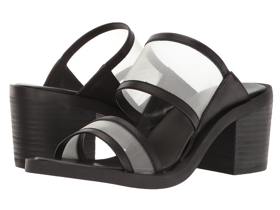Kelsi Dagger Brooklyn - Lee (Black/Wheat) Women's Shoes
