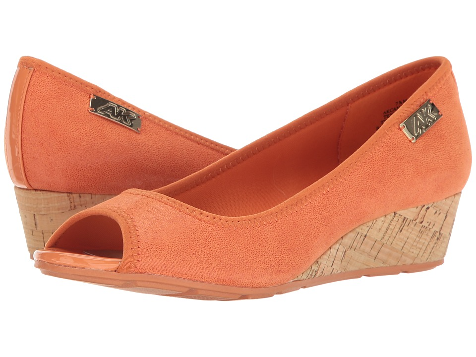 Anne Klein Camrynne (Orange Multi) Women