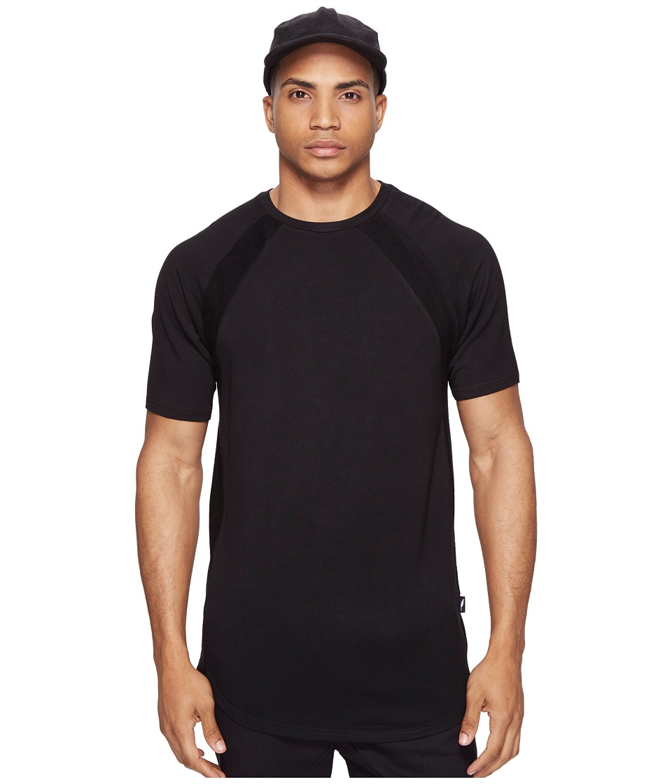 Publish Waylon Knit Tee (Black) Men