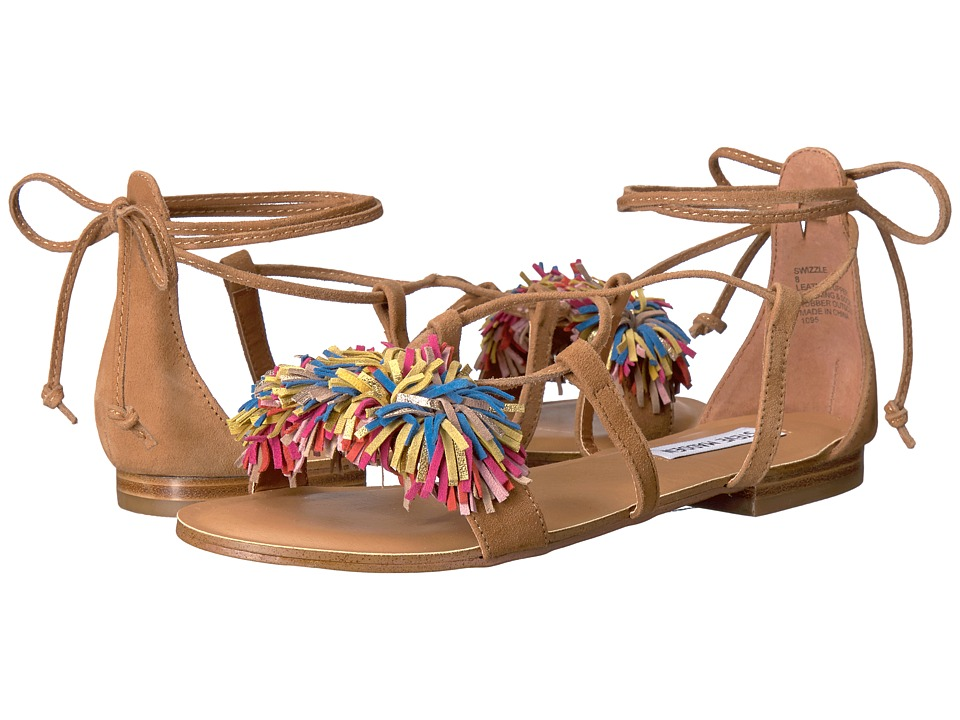 Steve Madden - Swizzle (Natural Multi) Women's Shoes