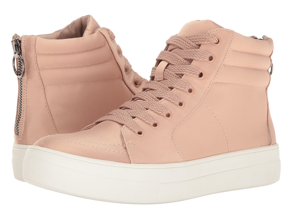 Steve Madden - Golly (Blush Satin) Women's Shoes