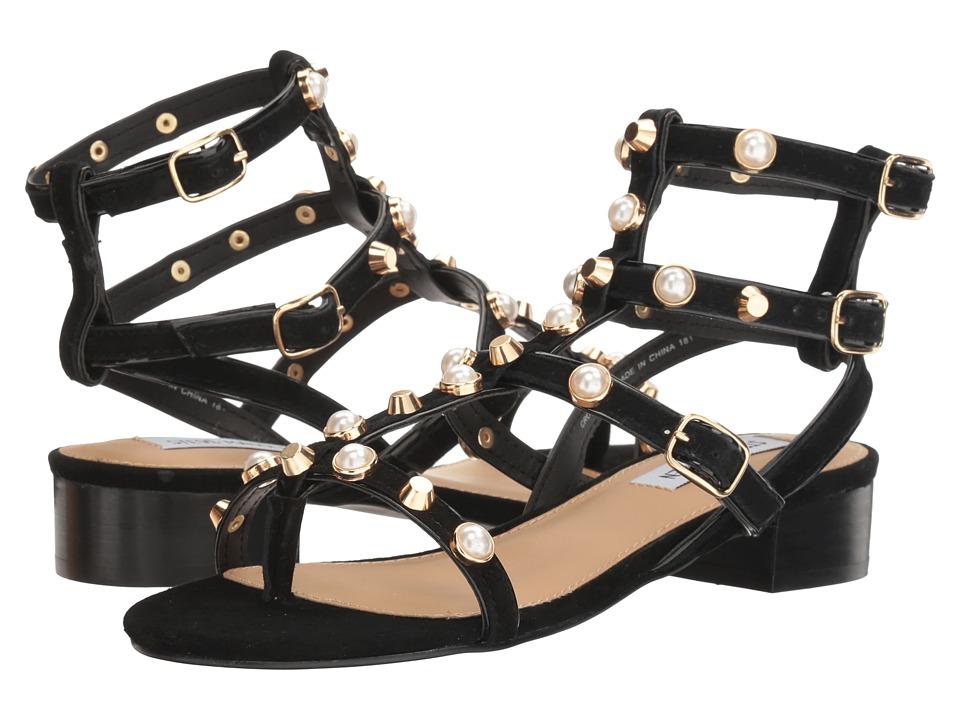 Steve Madden - Crowne (Black) Women's Shoes