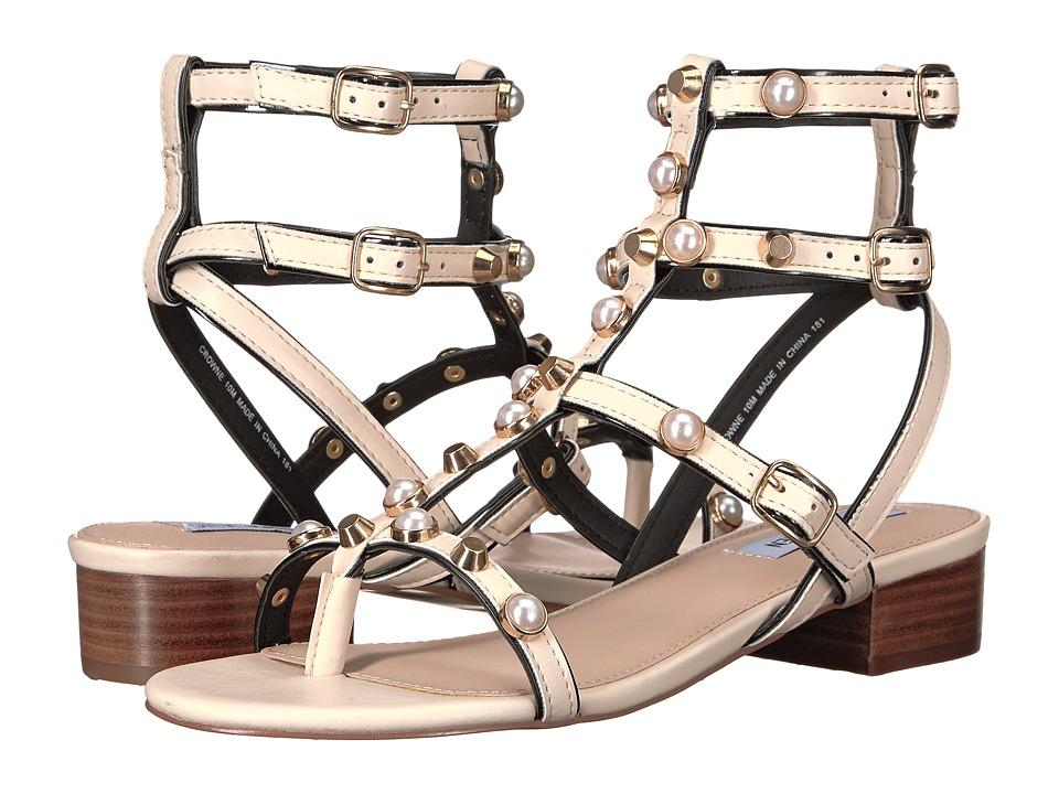 Steve Madden - Crowne (White) Women's Shoes