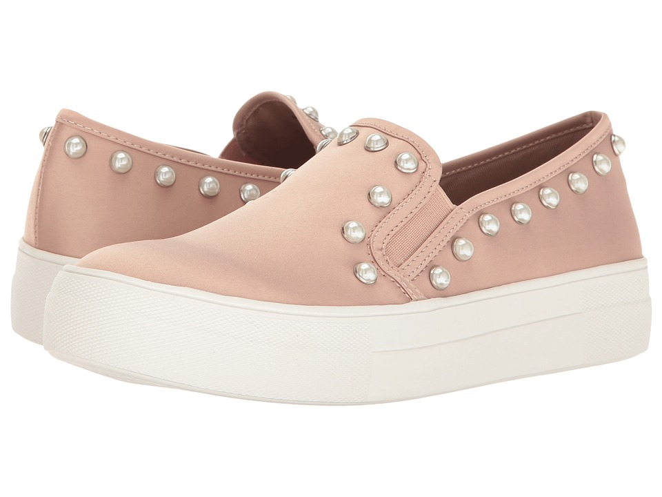 Steve Madden - Glacier (Blush Satin) Women's Shoes