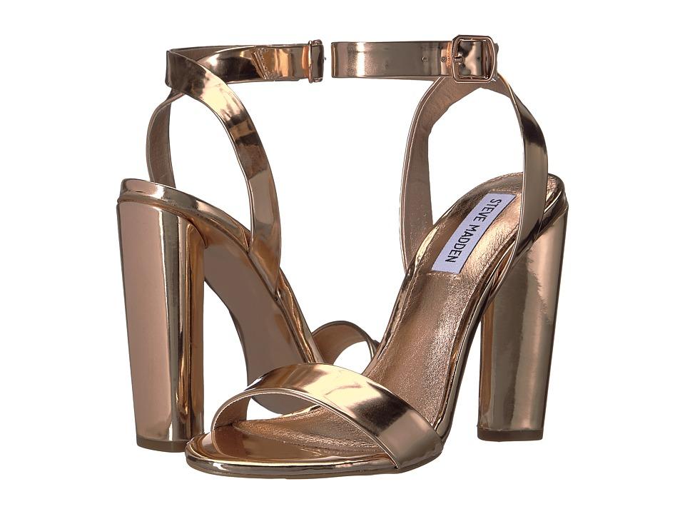 Steve Madden - Treasure (Rose Gold) Women's Shoes