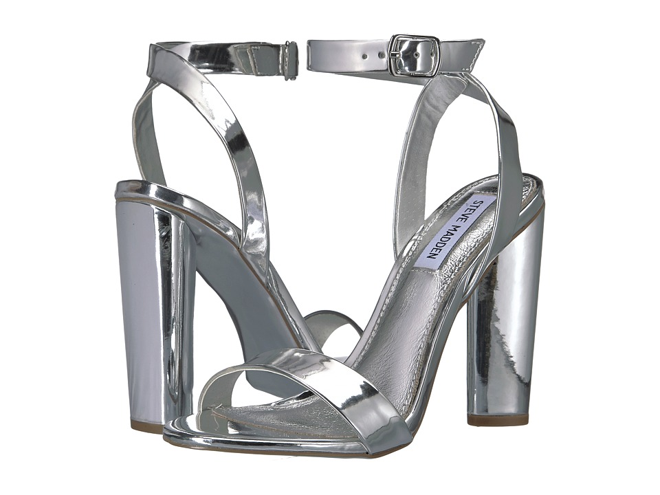 Steve Madden - Treasure (Silver) Women's Shoes