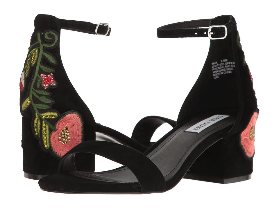 Steve Madden - Inca (Black Multi) Women's Shoes